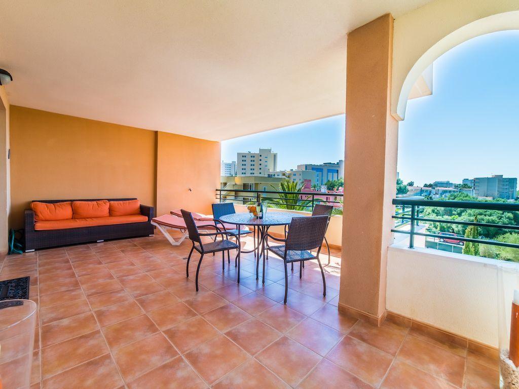 90 m² flat in Cala millor