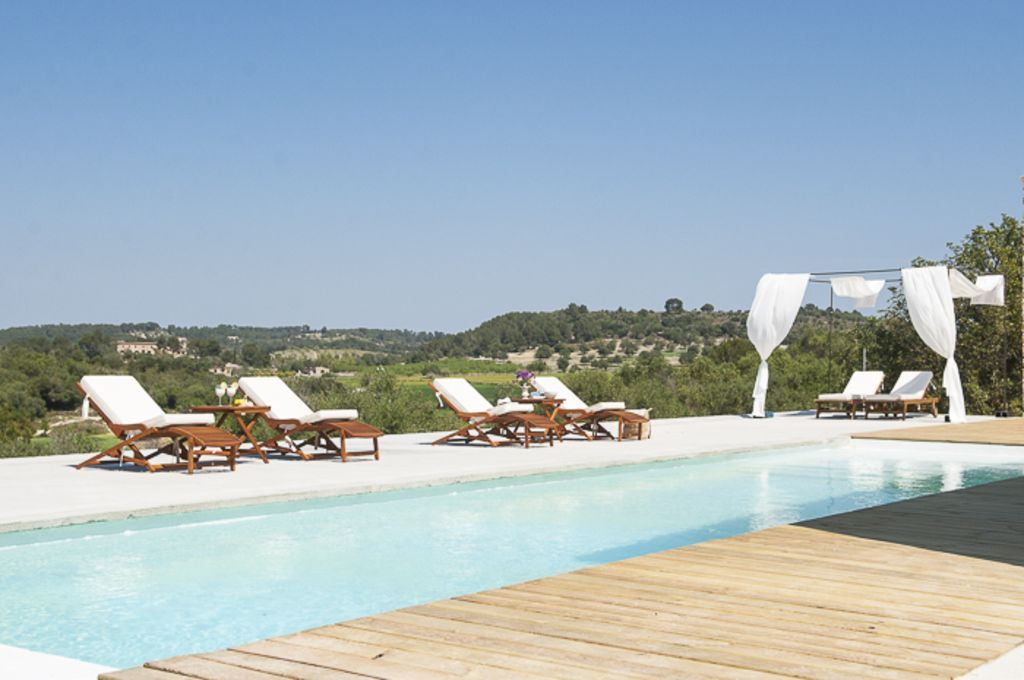 Casa en Vilafranca para 6 personas