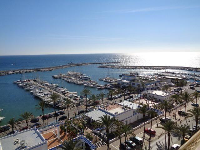 Alojamiento para 2 huéspedes en Estepona puerto/marina