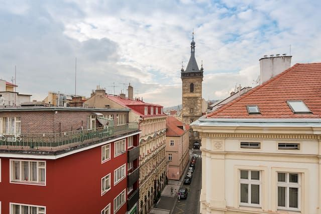 Chalet mit 1 Zimmer in Praga