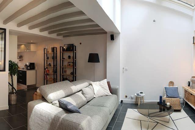 Casa en Bordeaux para 8 huéspedes