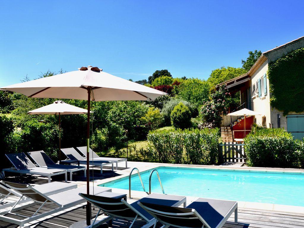 Casa de 5 habitaciones con piscina