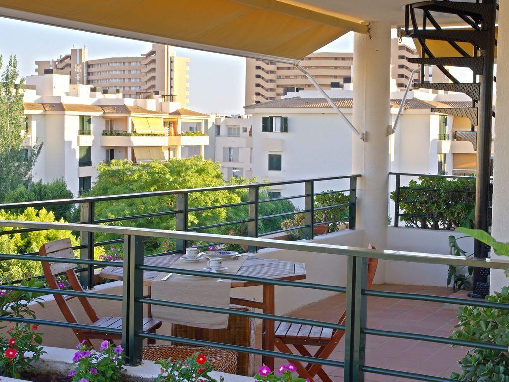 100 m² flat in Palma