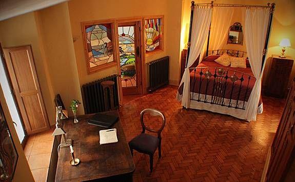 Alojamiento con wi-fi de 7 habitaciones