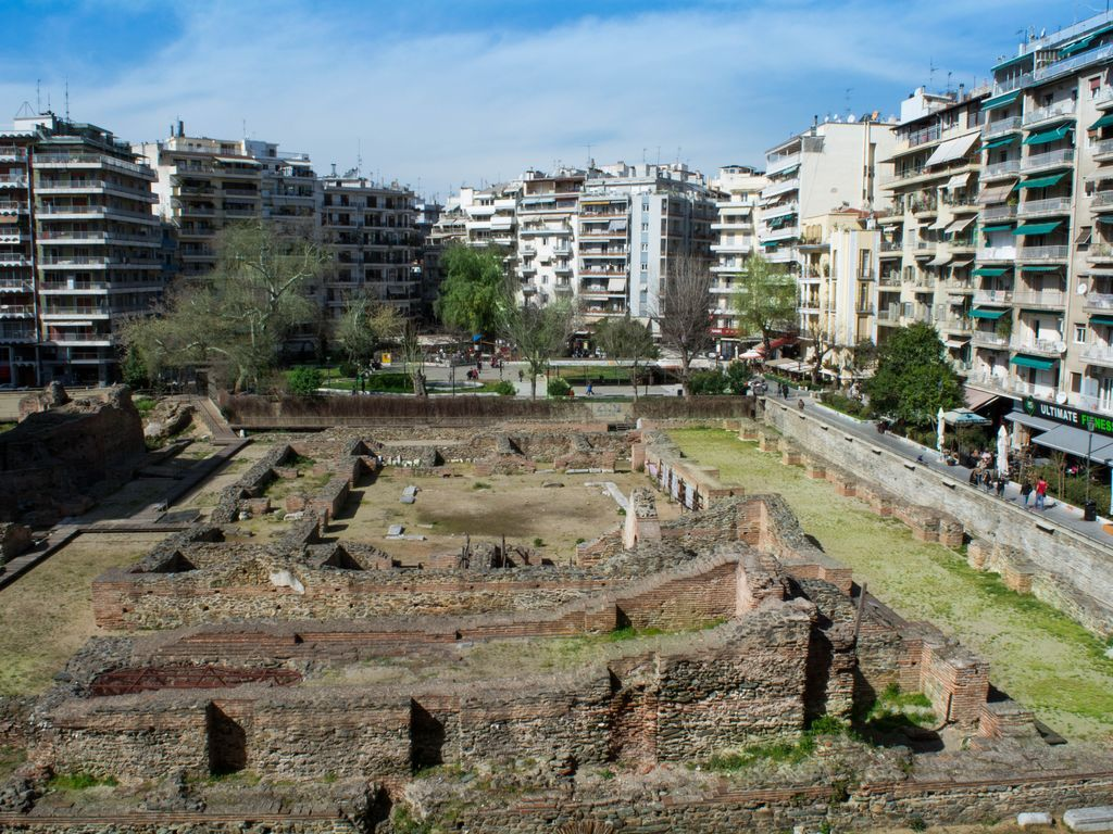 Alojamiento en Thessaloniki para 2 huéspedes