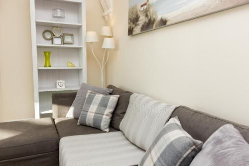 Fitted apartment with wi-fi