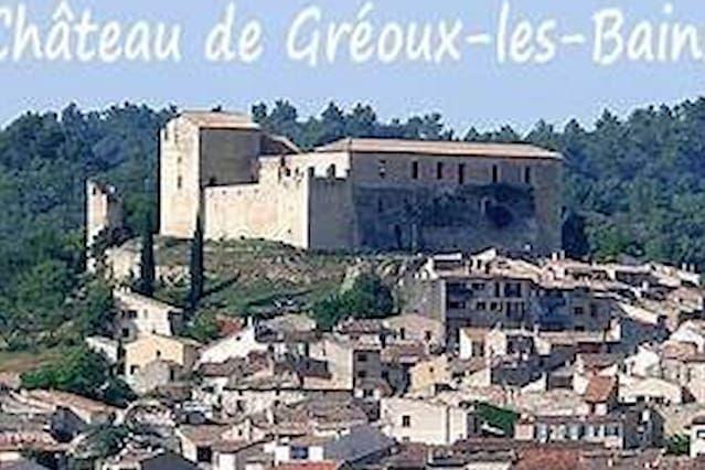 Vivienda de 20 m² en Gréoux-les-bains