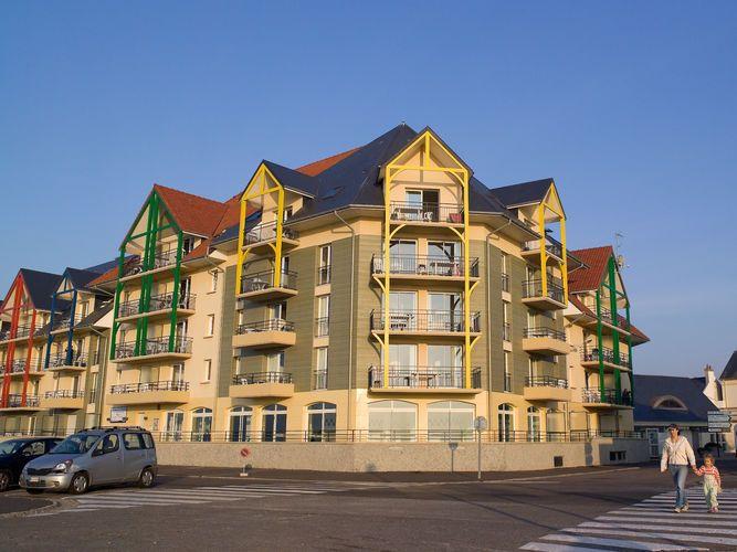 Cayeux sur Mer SC4 - Una Habitación Resort, Capacidad 4
