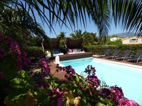 Maravillosa residencia con piscina