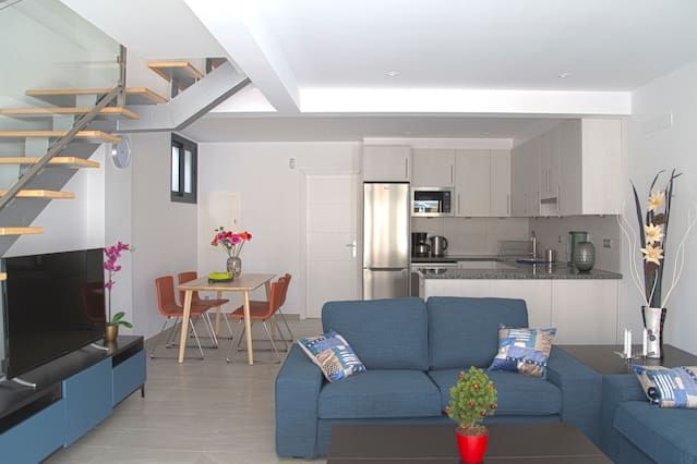 72 m² apartment for 4 people