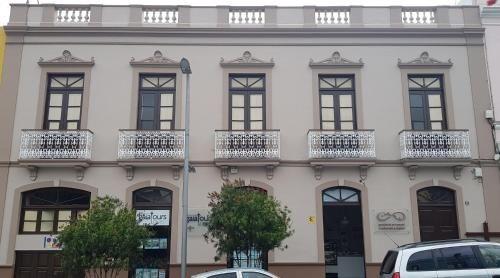 Alojamiento con balcón en Los realejos