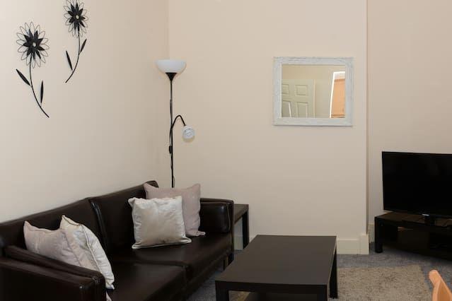 Apartamento equipado con parking incluído