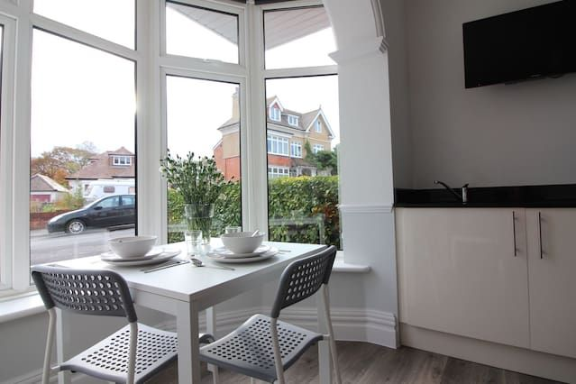 Holiday rental with 2 rooms in Bournemouth