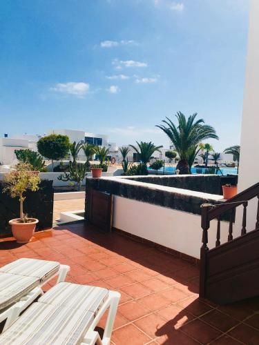 Holiday rental in Puerto calero with 1 room