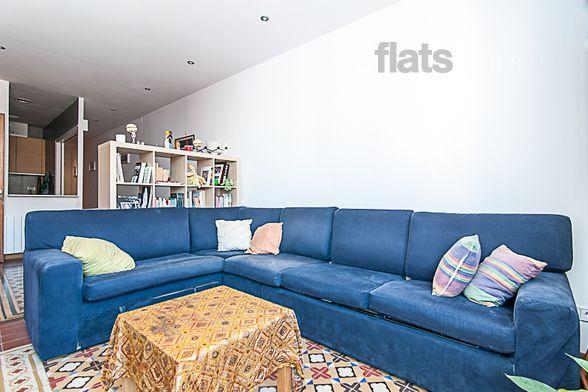 Hébergement de 72 m² à Barcelona
