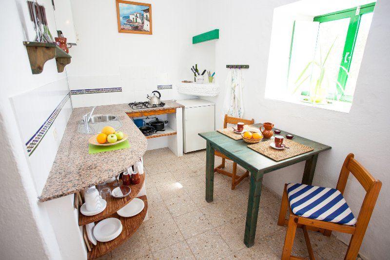 Chalet mit Garten und 1 Zimmer