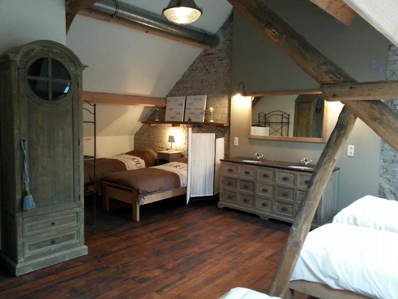 Renovated farm 20p, splendid views, large rooms