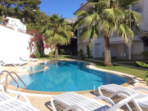 Equipped apartment in Kemer