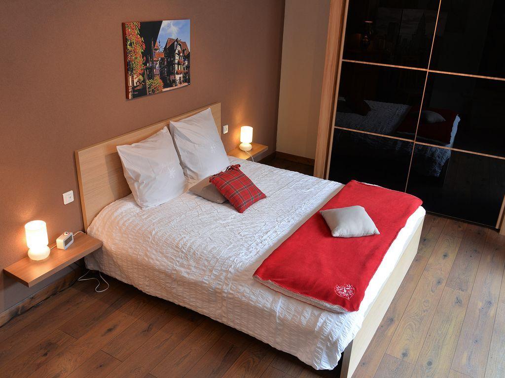 Familiar piso en Eguisheim