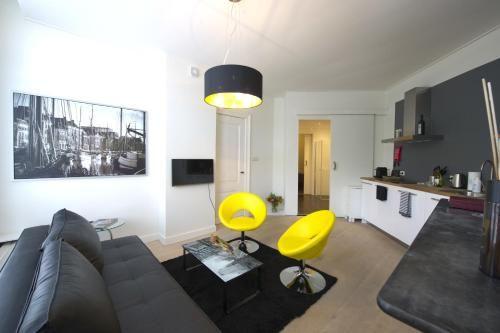 Eingerichtetes Apartment in Groningen
