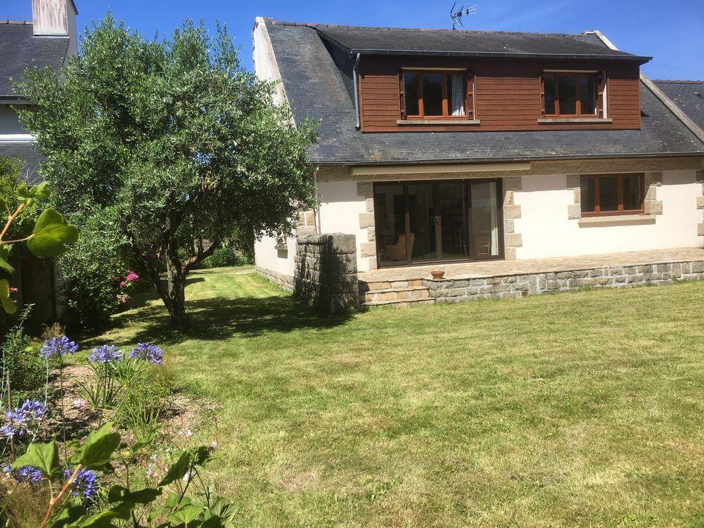 Hogareña residencia en Saint-briac-sur-mer