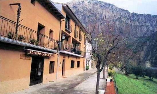 Residencia en Sopeira con wi-fi