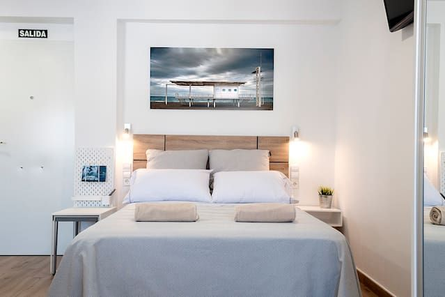 Holiday rental in Almería with 1 room