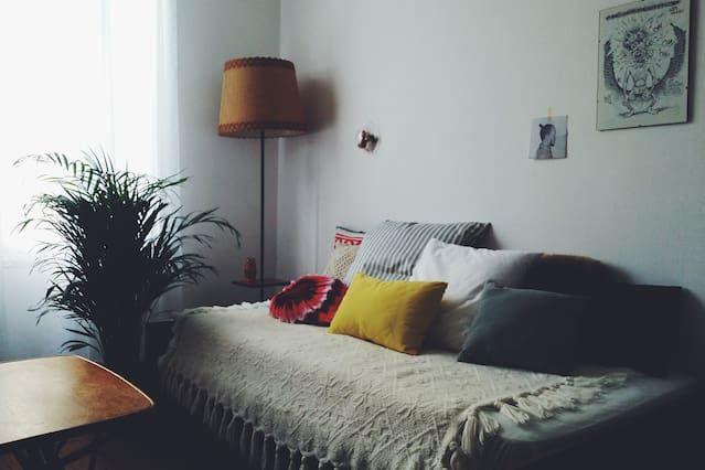 Lovely vintage flat