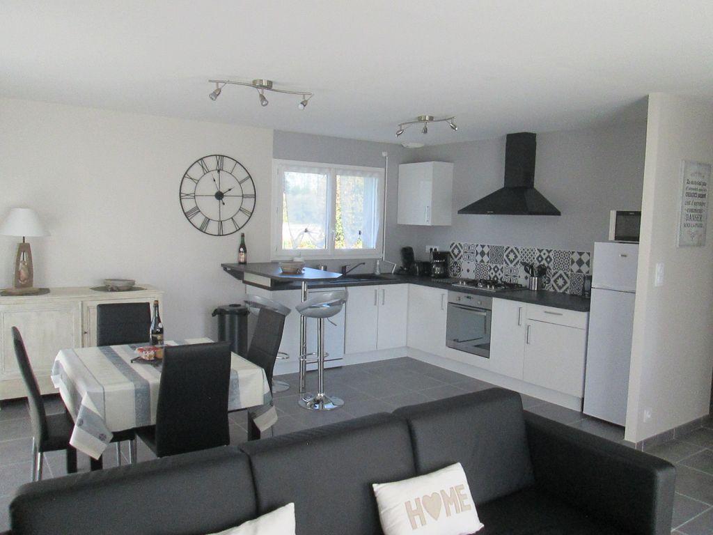 Equipado alojamiento de 85 m²