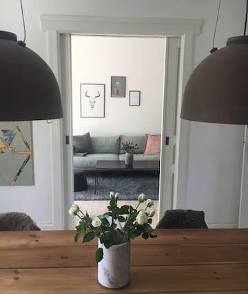 Equipado alojamiento en København