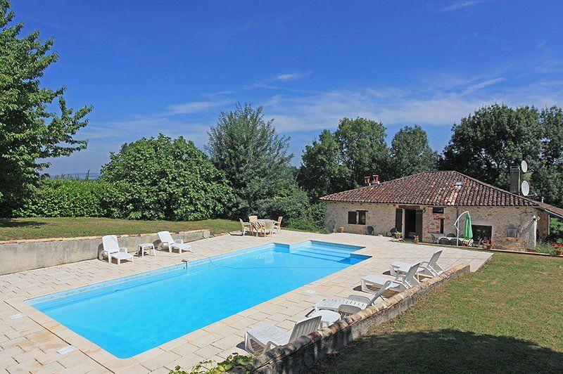 Residencia en Villeneuve-sur-lot para 8 huéspedes