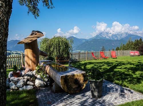 Property panoramic in Pfarrwerfen