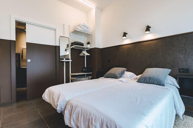 Dotada vivienda de 32 m²