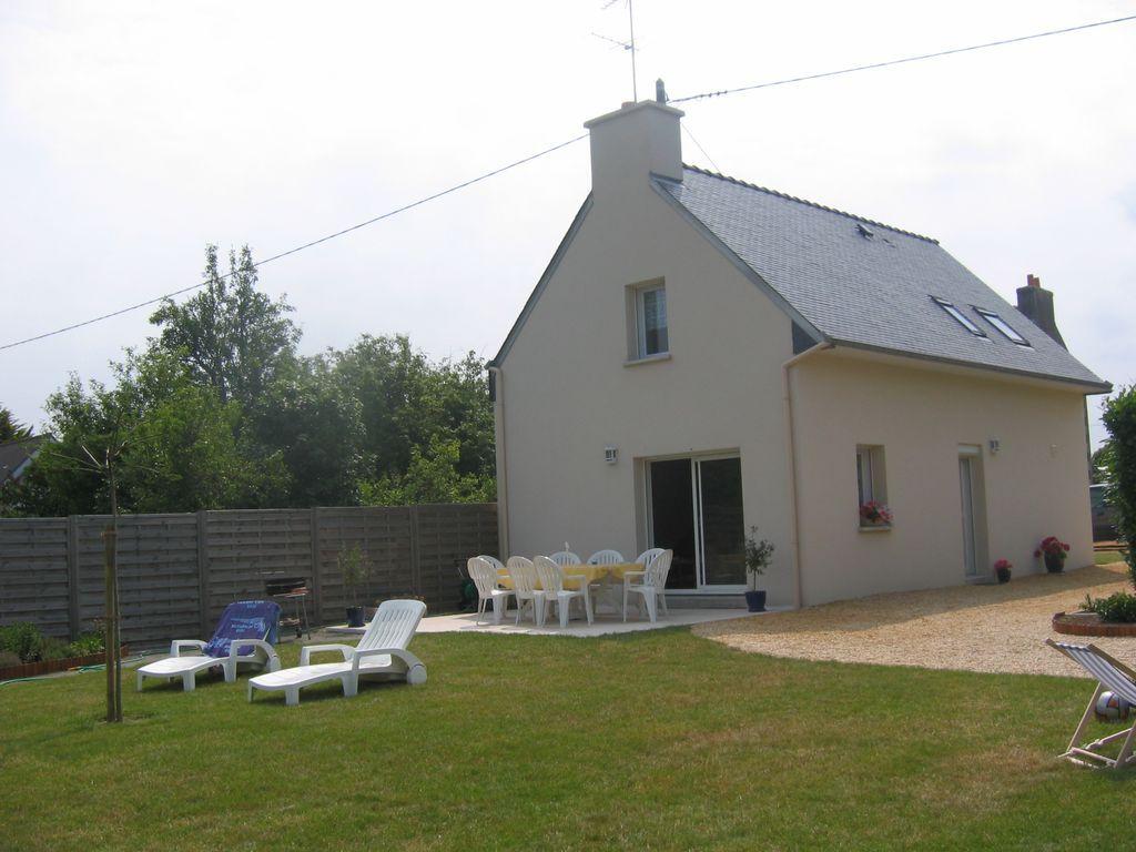 Familiar vivienda en Finistère