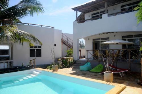Cómodo vivienda en Zanzibar city