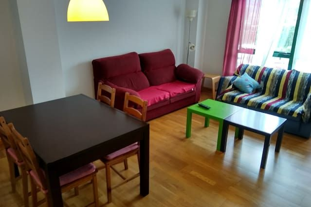 Apartment for rent in La Coruña, Northern Spain