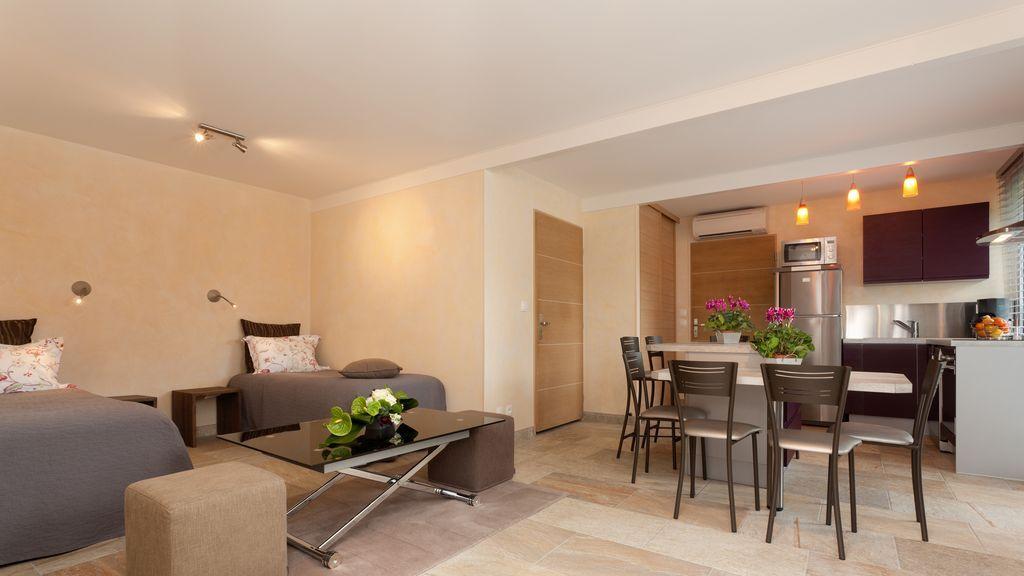 Casa equipada de 90 m²