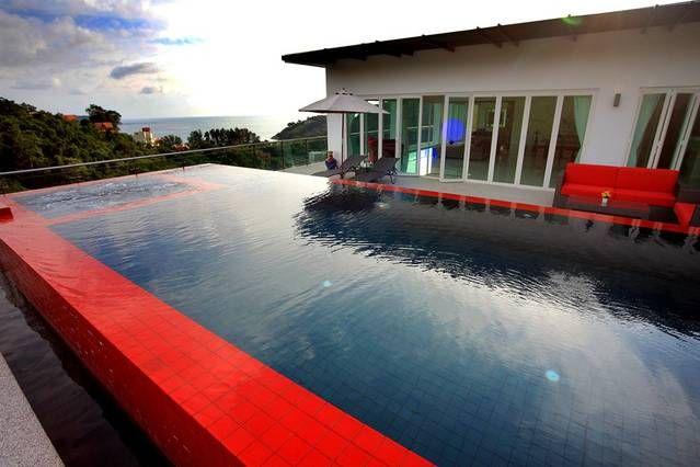 The Villa In The Sky-AWARD WINNER - Cinco Habitaciones Villa, Capacidad 3