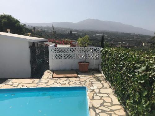 Residencia con jardín en Los llanos de aridane