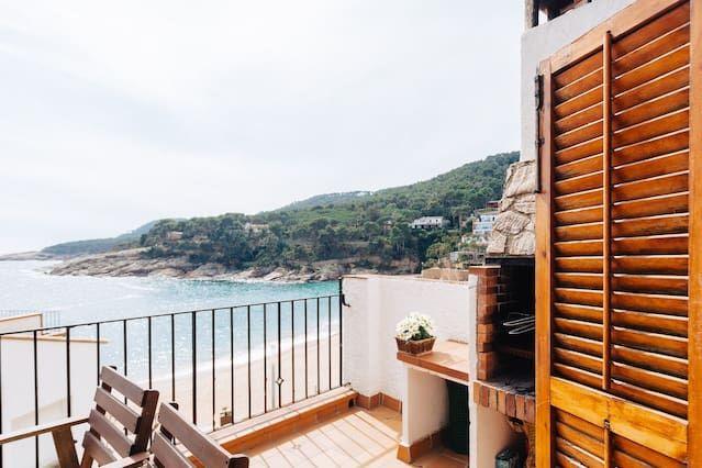Vivienda cómodo con balcón