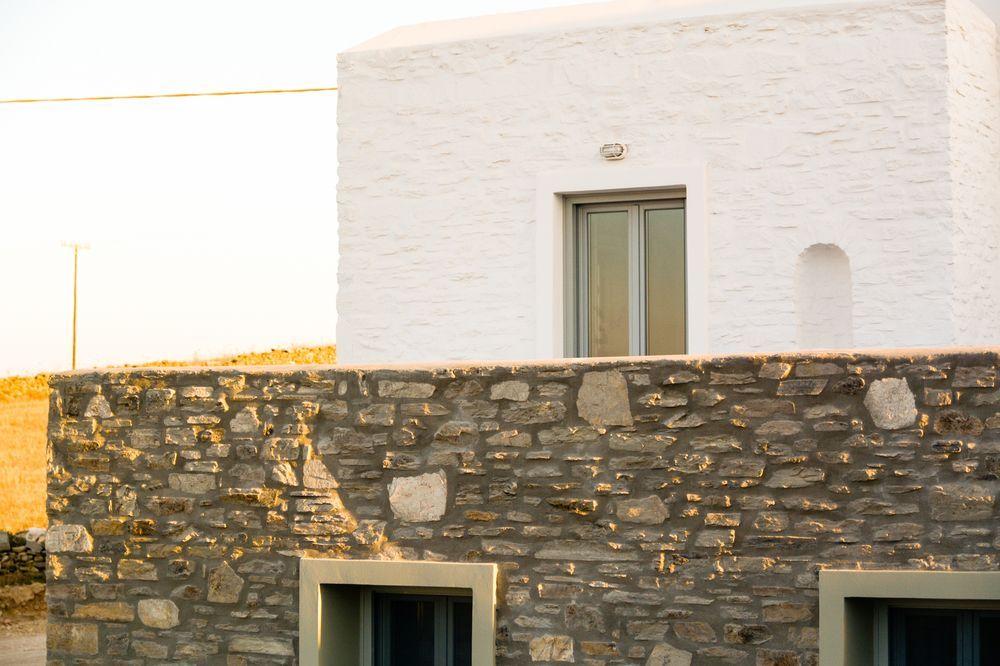 Antiparos Cycladic Stonehouse Aiolos