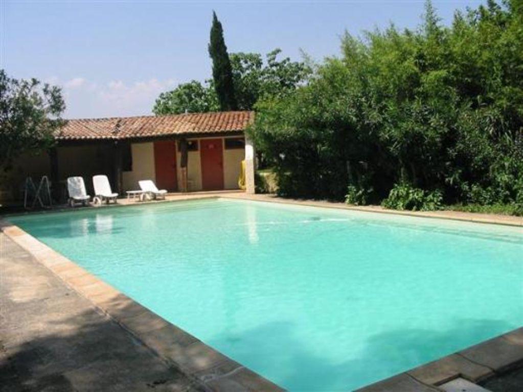 Alojamiento en Arles de 1 habitación