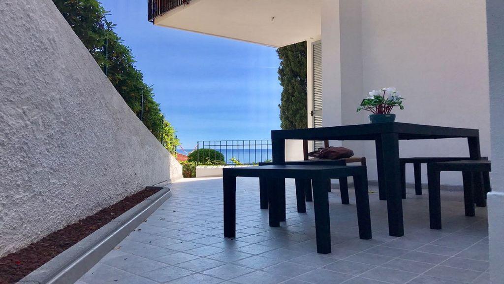 Alojamiento en Alassio para 4 huéspedes