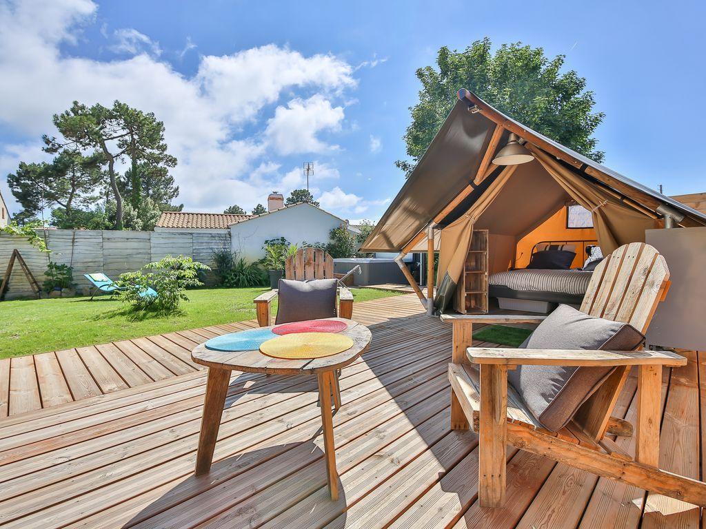 Residencia en Saint-jean-de-monts para 5 huéspedes