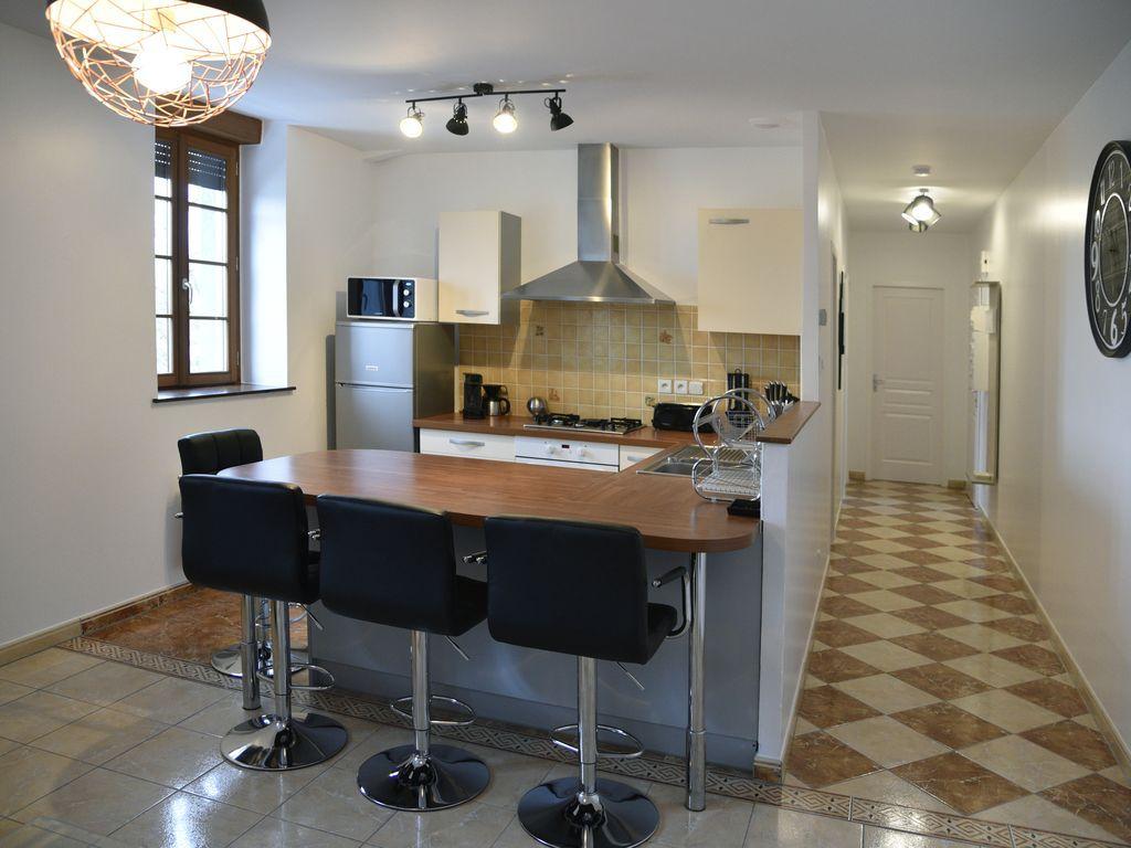 Alojamiento de 63 m² para 4 huéspedes