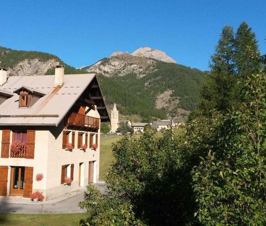 Maravilloso alojamiento en Hautes-alpes