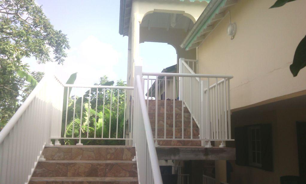 Apartamento para 5 personas en Lamentin