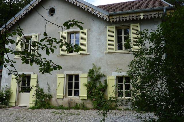 Casa de 132 m² en Scey-maisières