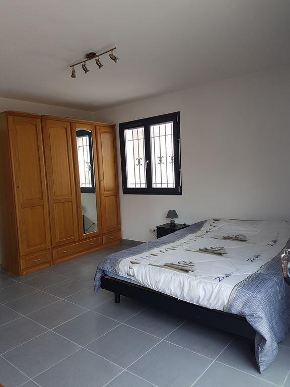 Alojamiento de 1 habitación en La crau