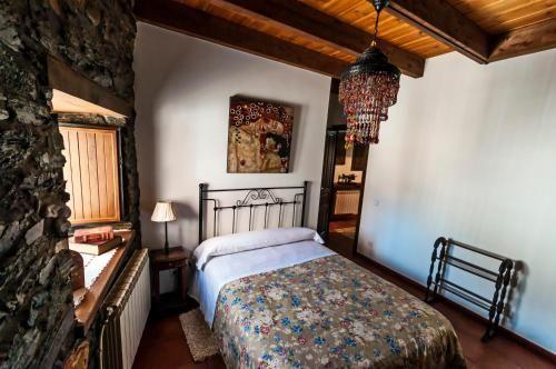 Casa de 1 habitación en Vega de espinareda